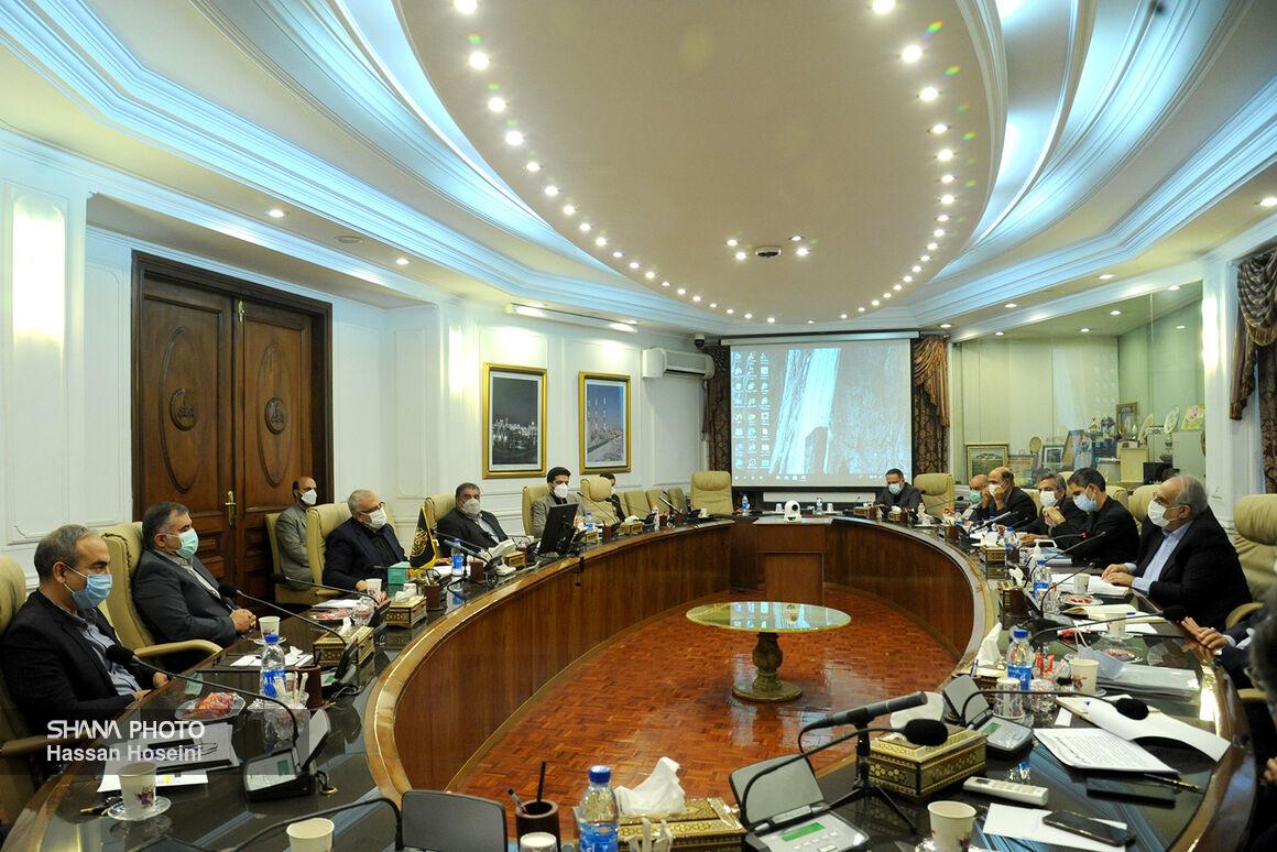 نخستین نشست اوجی با شورای معاونان وزارت نفت