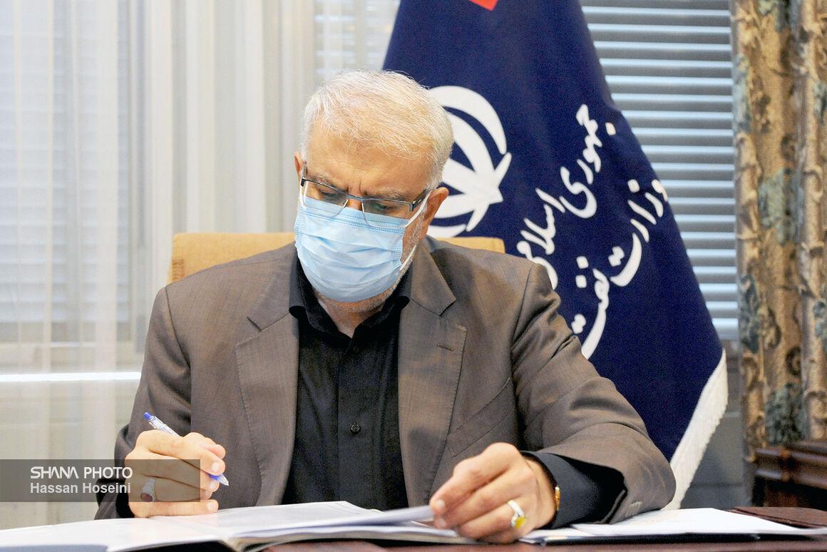 پیام وزیر نفت به مناسبت هفته دفاع مقدس