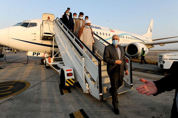 روز نخست سفر وزیر نفت به پایتخت انرژی کشور