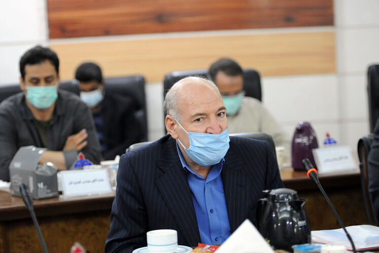 NIGC CEO Hassan Montazer Torbati