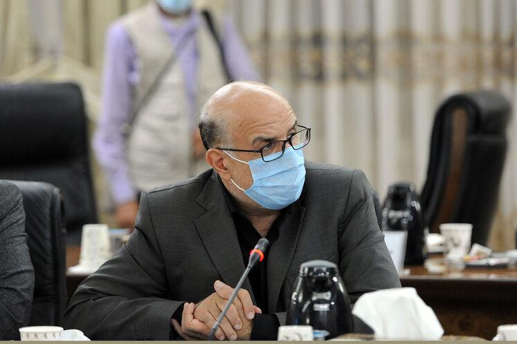 NPC CEO Behzad Mohammadi