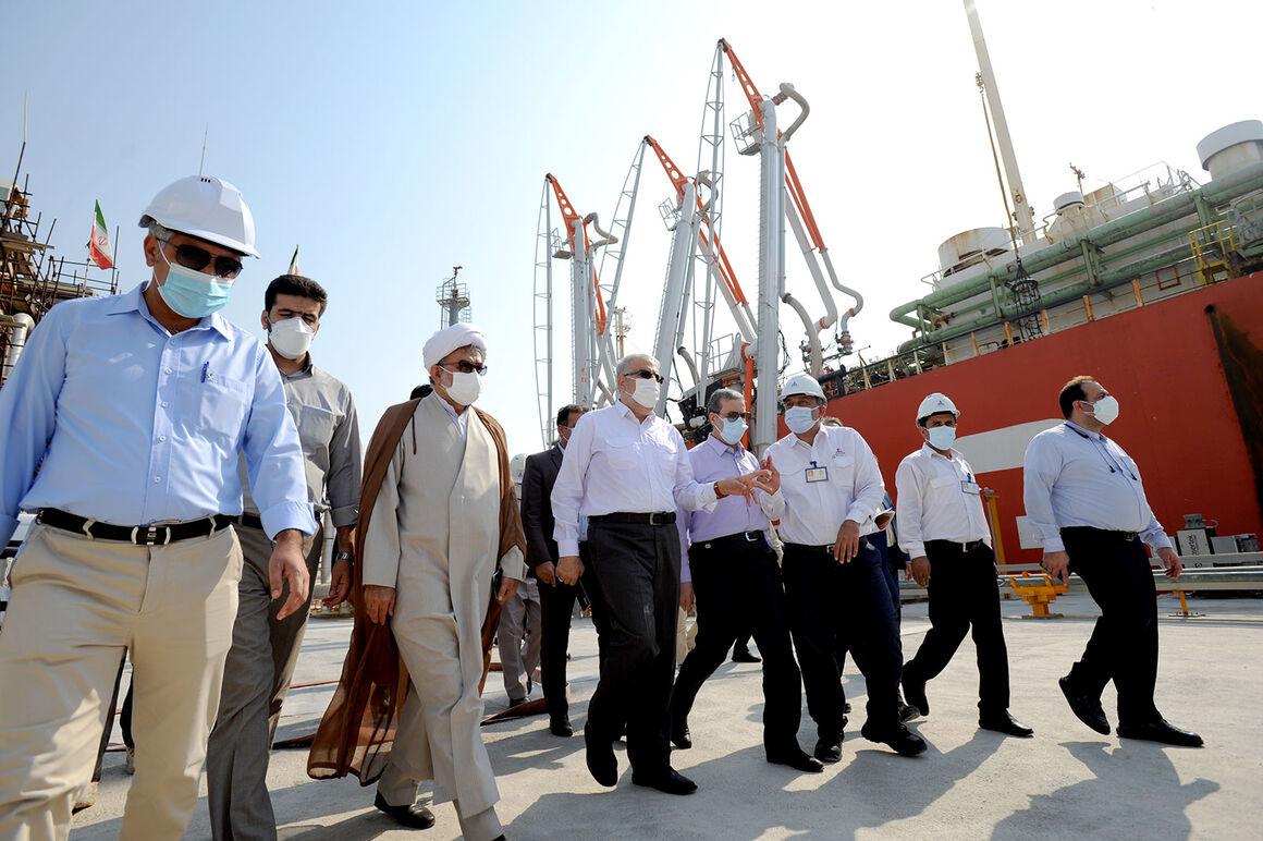 سفر وزیر نفت به پایتخت انرژی کشور