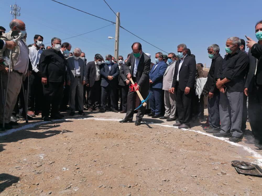 افتتاح و کلنگزنی ۱۰۰۰ پروژه گازرسانی در خراسان رضوی