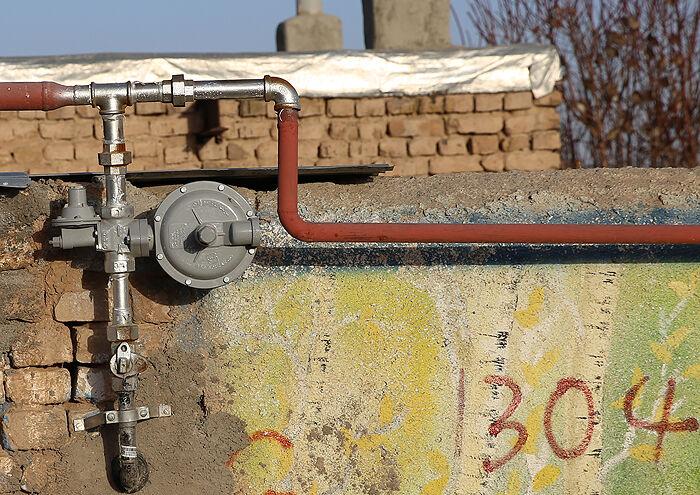 گاز طبیعی به ۱۰ روستای دیگر آذربایجان غربی رسید