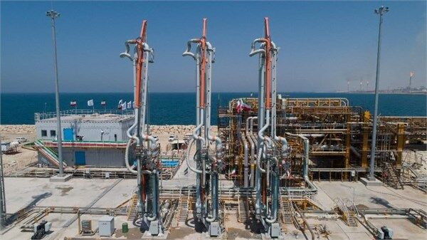 صادرات بیش از ۱۱۵ هزارتن گاز مایع از بندر سیراف پارس