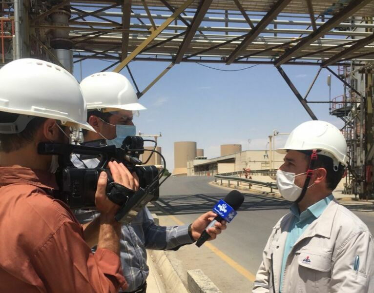 80% Self-Sufficiency in Supplying Required Parts of Isfahan Refinery