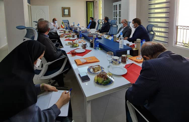 نخستین نشست کارگروه صنعت اوره ایران برگزار شد