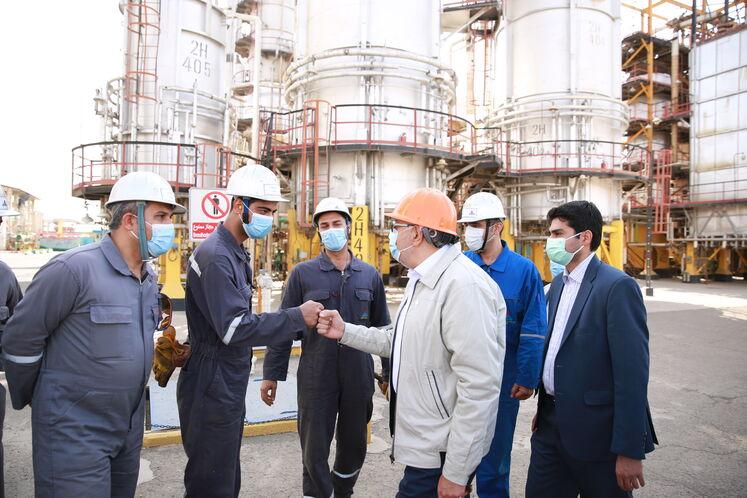 جواد اوجی، وزير نفت