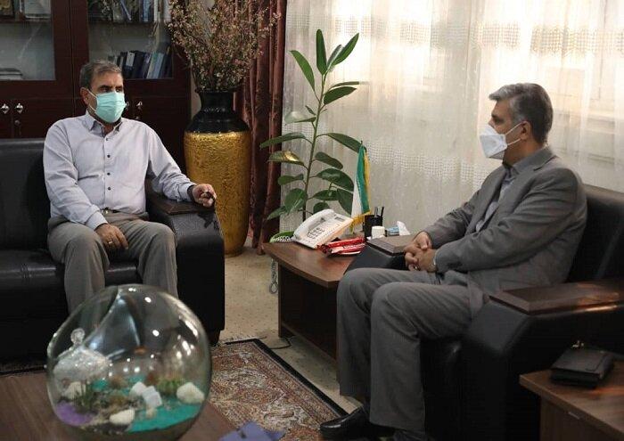 قدردانی کمیته امداد بوشهر از منطقه ویژه پارس