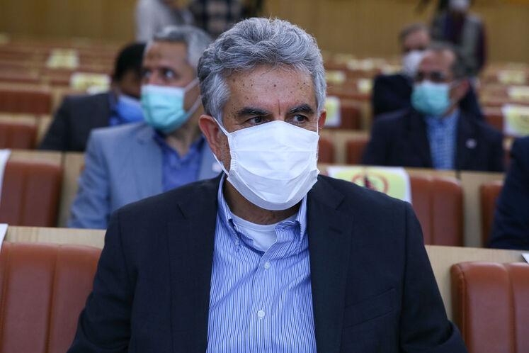 غلامرضا منوچهری، مدیرعامل اویک