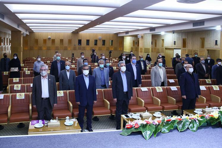 امضای قرارداد واگذاری راهبری خط اتیلن غرب