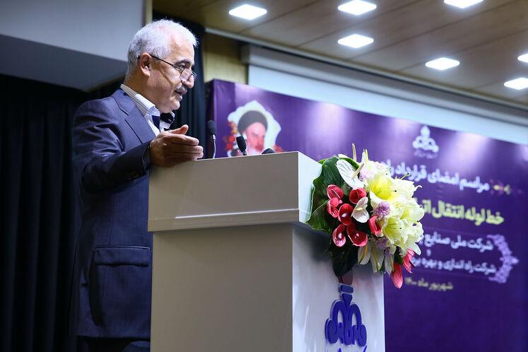 سید جلال میرهاشمی، مدیرکنترل تولید شرکت ملی صنایع پتروشیمی