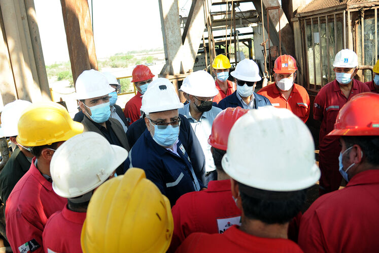 سفر وزیر نفت به اهواز