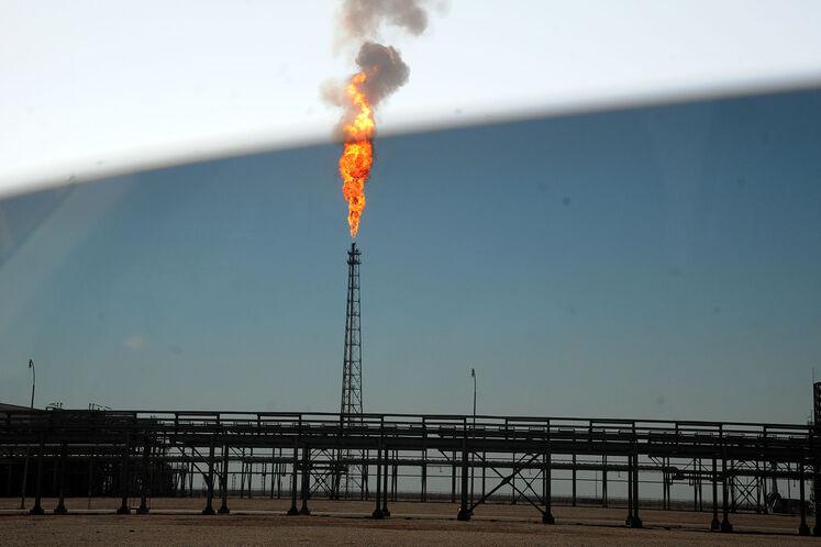 حضور وزیر نفت در غرب کارون
