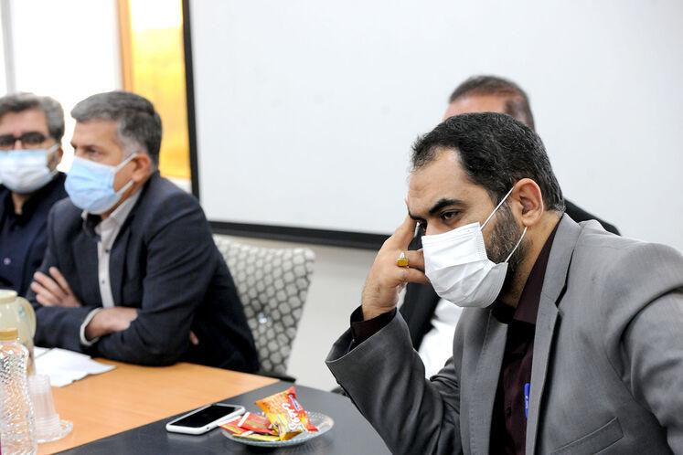 علی فروزنده، مدیرکل روابط عمومی وزارت نفت