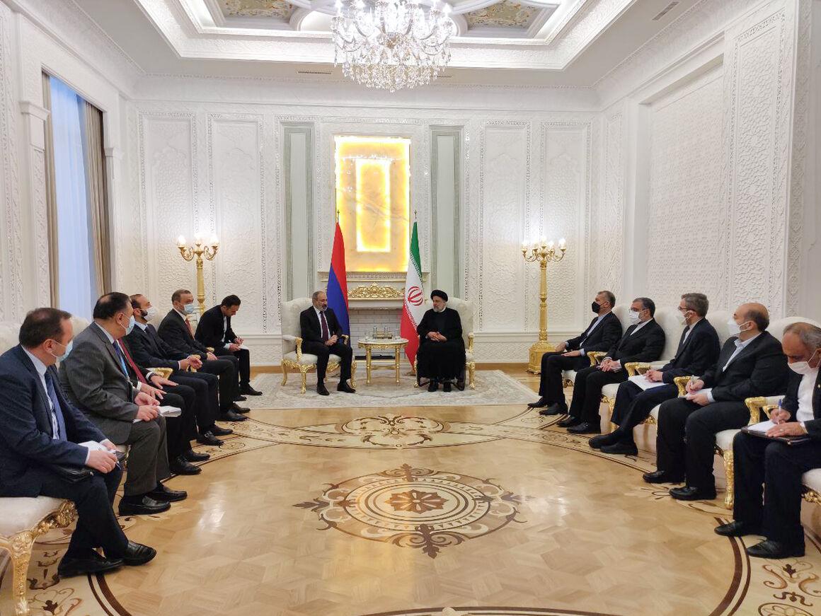 لزوم تشکیل کارگروههای تخصصی اقتصادی میان ایران و ارمنستان