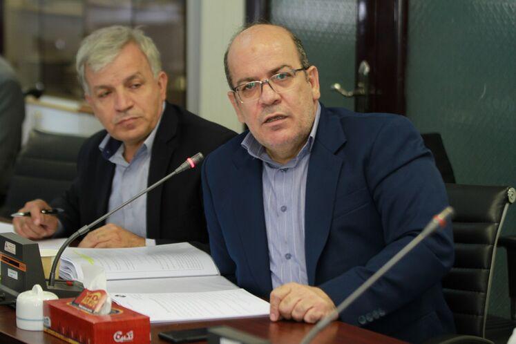 اسماعیل قنبری، مدیر کانون حمایت کارکنان ایثارگر نفت