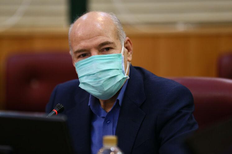 حسن منتظر تربتی، مدیرعامل پیشین شرکت ملی گاز ایران