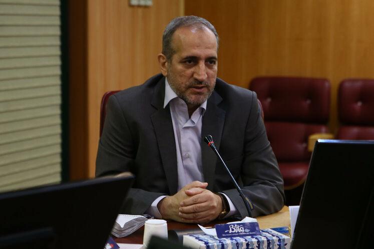 مجید چگنی، مدیرعامل شرکت ملی گاز ایران