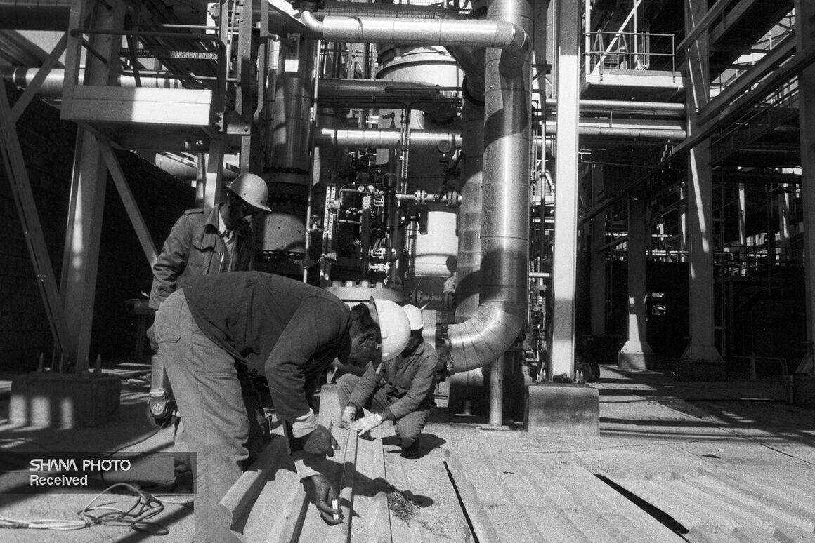 روایت دفاع از پالایشگاه گاز بیدبلند در ۸ سال جنگ تحمیلی