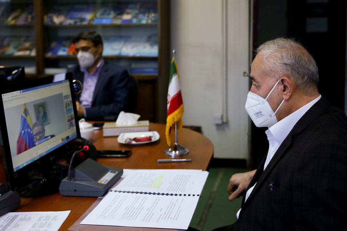 حجتالله غنیمیفرد؛ نامزد ایران برای احراز سمت دبیرکلی جیئیسیاف