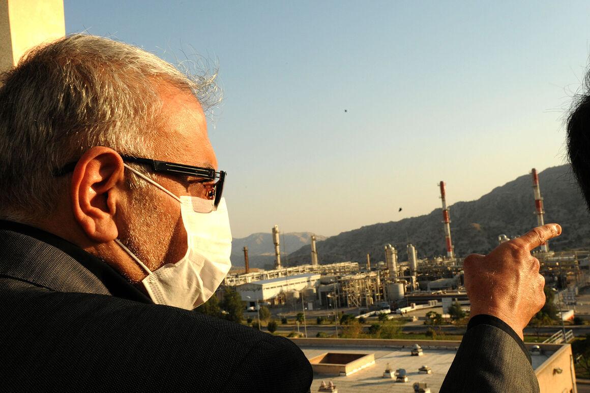 MOP Seeking Permits to Develop Changouleh Oilfield