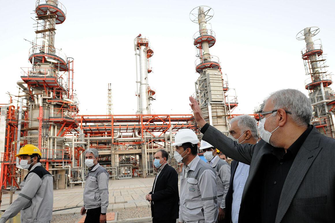 سفر وزیر نفت به استان ایلام