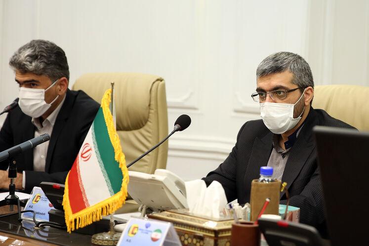 احمد اسدزاده، سرپرست معاونت امور بینالملل و بازرگانی وزارت نفت