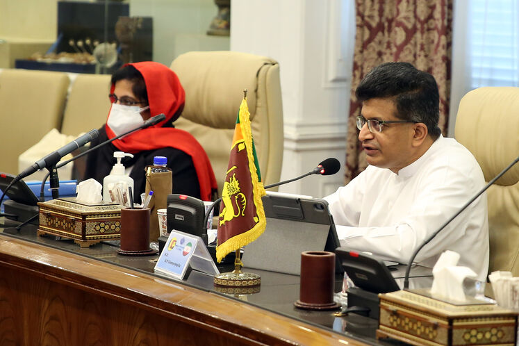 ادایا گامانپیلا، وزیر انرژی سریلانکا