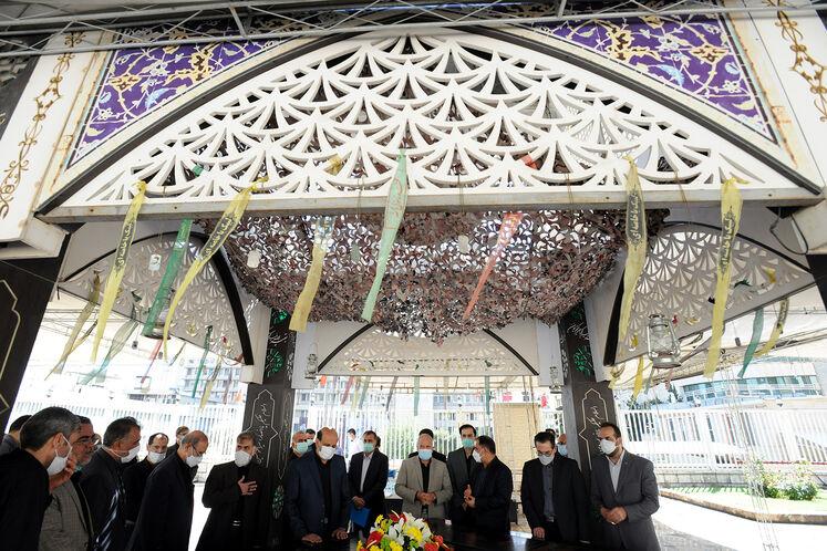 مراسم عزاداری به مناسبت اربعین حسینی