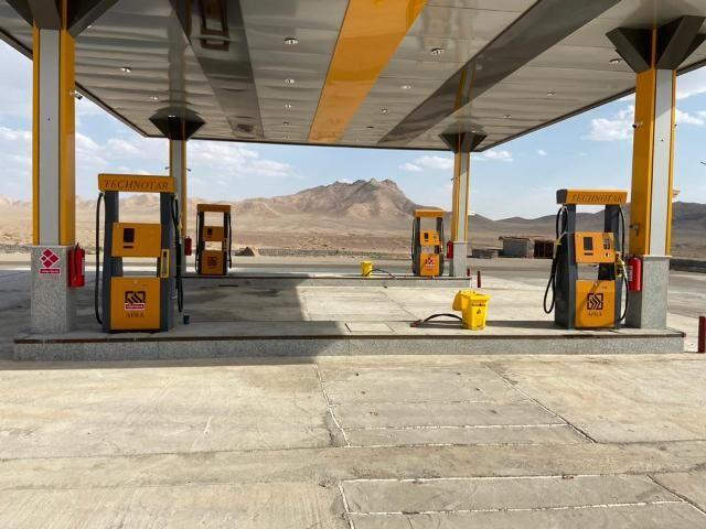 افتتاح سیصد و پنجمین جایگاه عرضه سوخت در منطقه اصفهان