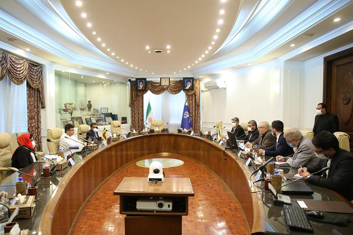 بررسی همکاریهای تهران-کلمبو در دیدار وزیر نفت و وزیر انرژی سریلانکا