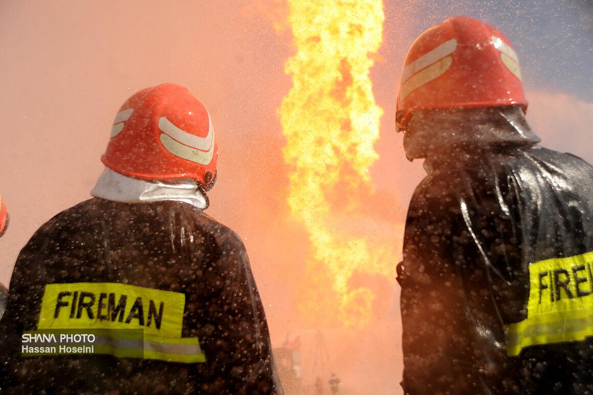 پیام وزیر نفت برای روز آتشنشان