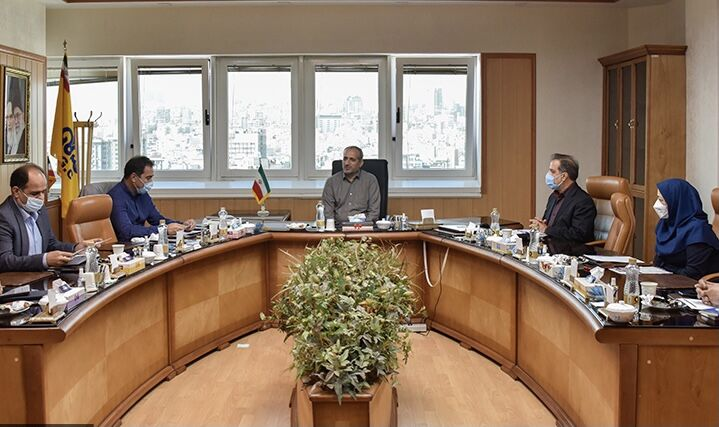 کار گروهیاساس و پایه همه اقدامهای شرکت ملی گاز ایران است
