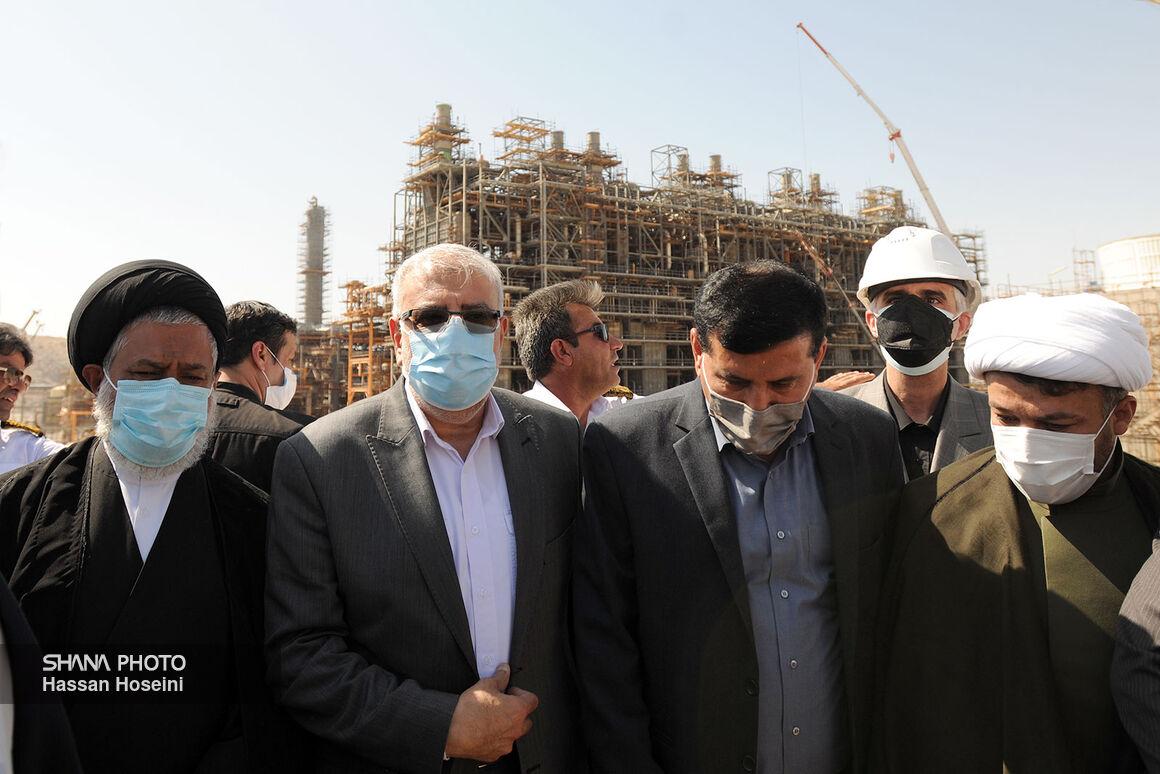 وعدههای امیدبخش اوجی به مردم کهگیلویه و بویراحمد/ رونمایی از برنامههای اصلی وزارت نفت