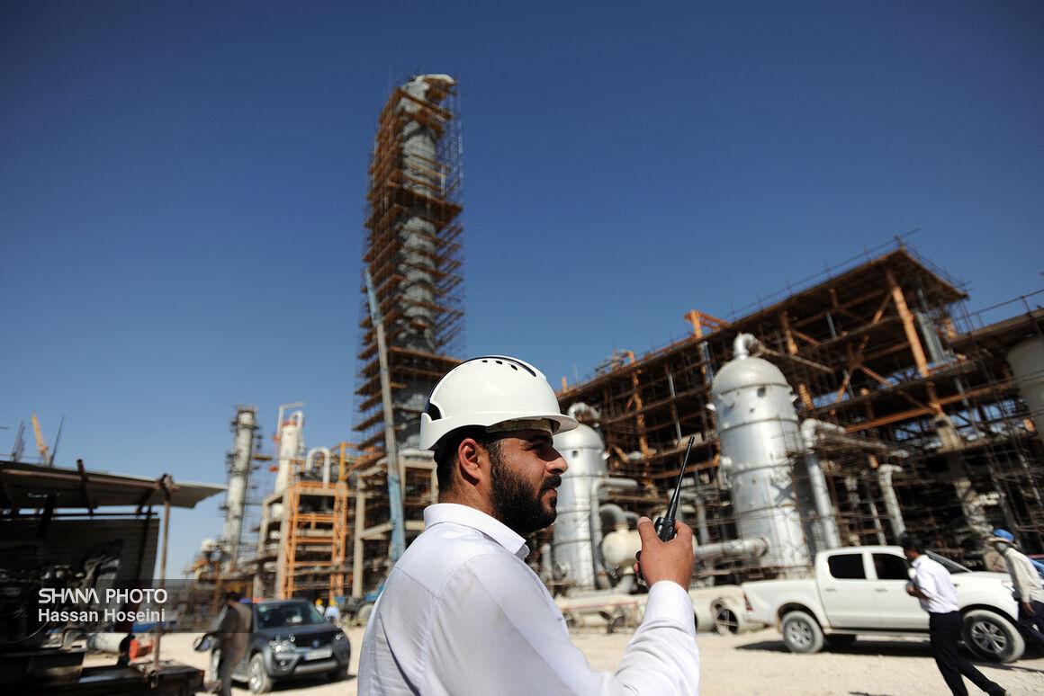 صنعت نفت جان میگیرد
