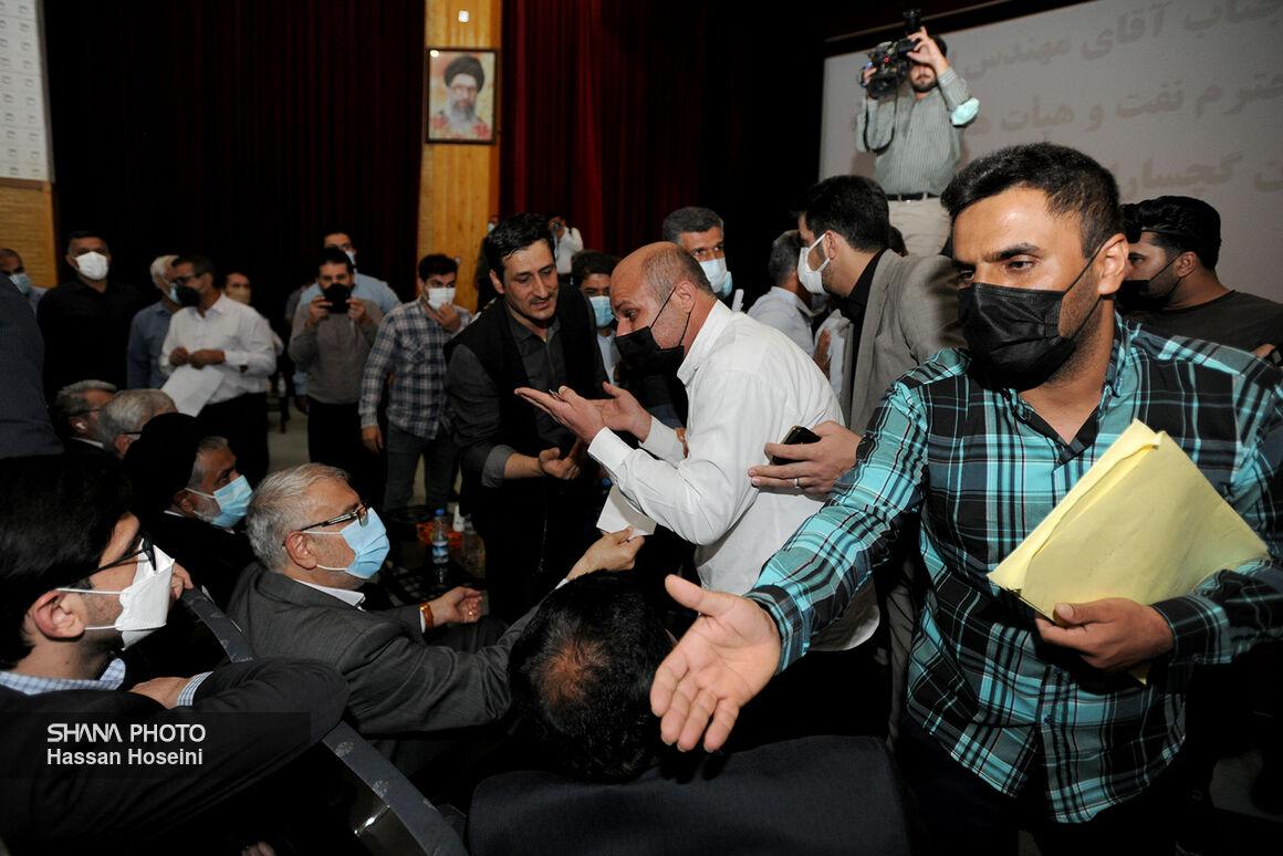 عمل وزیر به وعدهها درباره منابع انسانی/ بازرسان وزارت نفت راهی عسلویه شدند