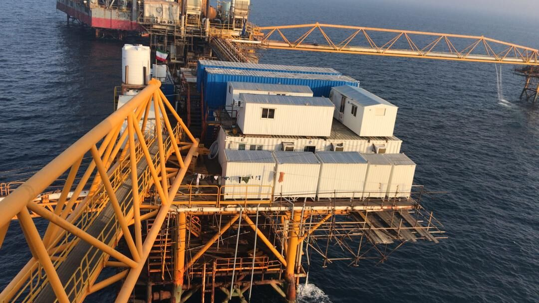 Forouzan Residential Platform about to be Commissioned