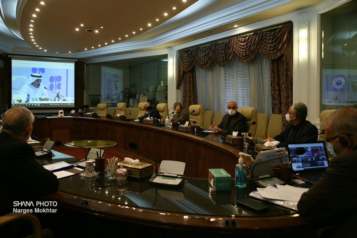 بیستویکمین نشست وزارتی اوپک پلاس