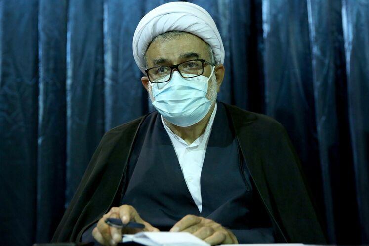 شیخ موسی احمدی، نماینده مردم دیر، جم، کنگان و عسلویه در مجلس شورای اسلامی