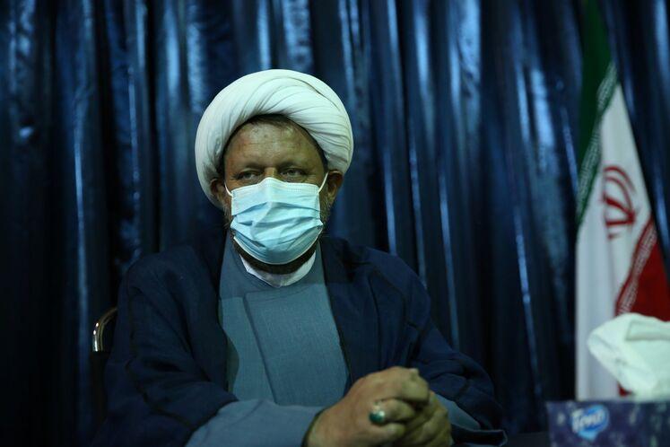 حجت السلام والمسلمین محمد محمدی، امام جمعه شهرستان جم