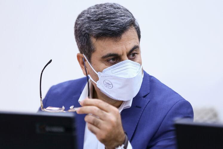 احمد محمدی، مدیرعامل پیشین شرکت ملی مناطق نفتخیز جنوب