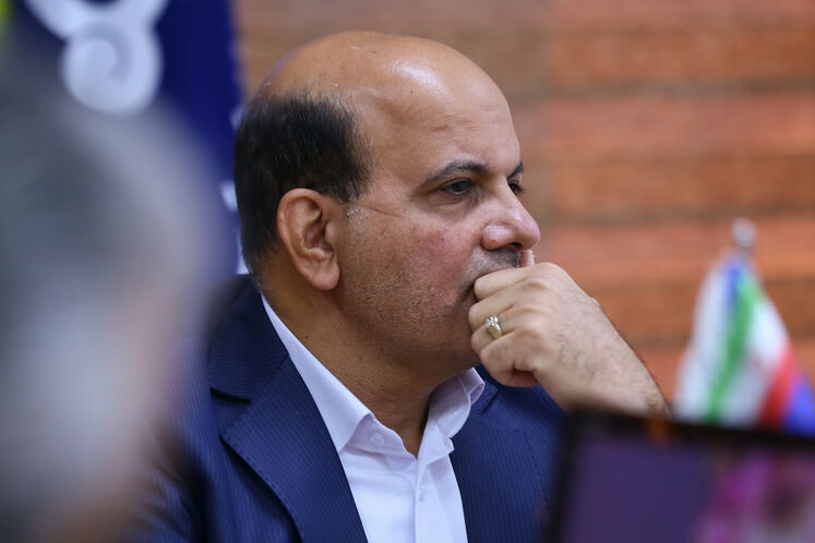 محسن خجستهمهر، مدیرعامل شرکت ملی نفت ایران