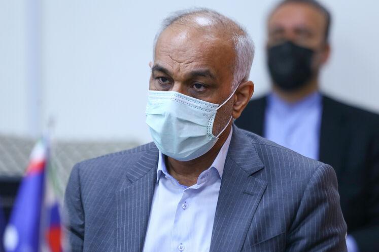 کریم زبیدی، مدیر برنامهریزی تلفیقی شرکت ملی نفت ایران