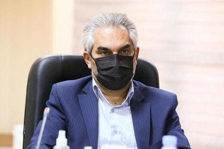 عبدالله عذاری اهوازی، سرپرست شرکت نفت و گاز اروندان
