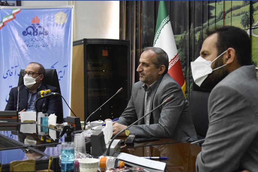 مهندسی و توسعه گاز ایران در خدمت به مناطق محروم پیشگام است