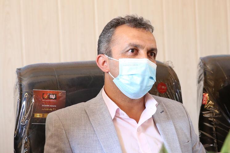 محمدمهدی فروردین، نماینده فیروزآباد، فراشبند، قیرو کارزین در مجلس شورای اسلامی