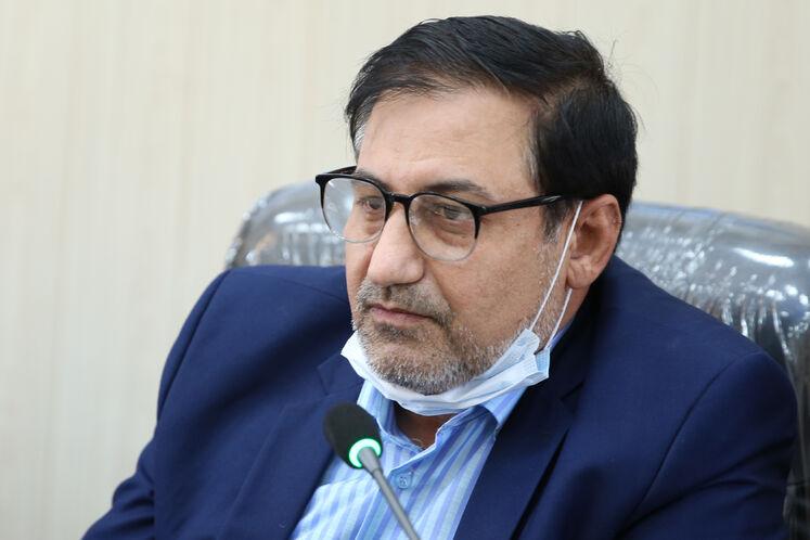 حسین آرگیو، فرماندار فیروزآباد