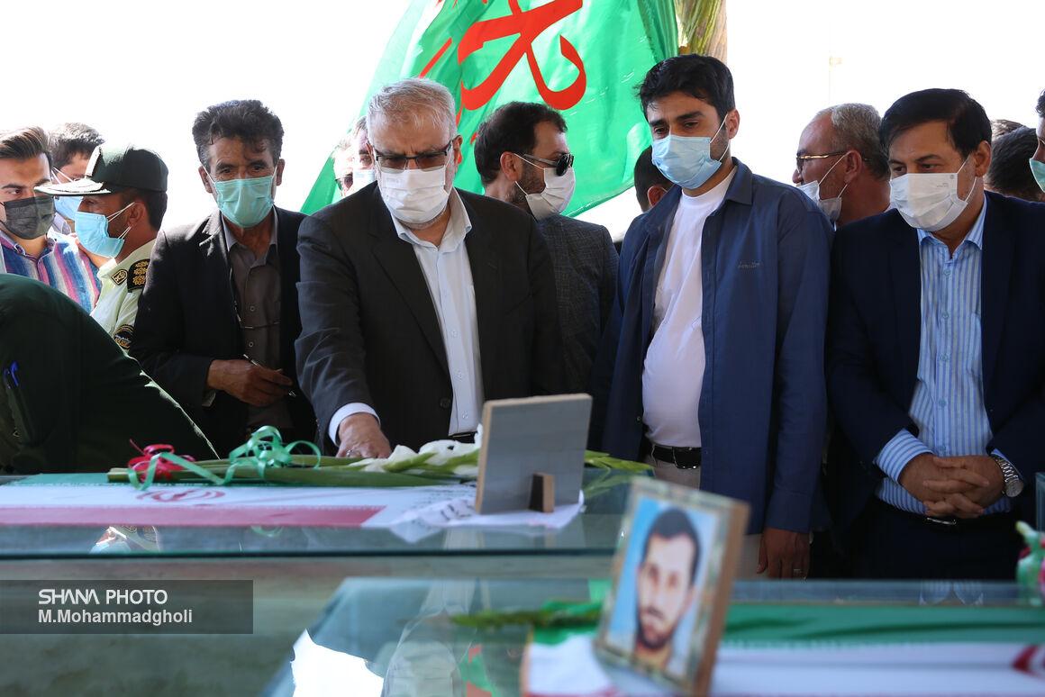 فارس، ایستگاه هفتم سفرهای کاری و استانی وزیر نفت