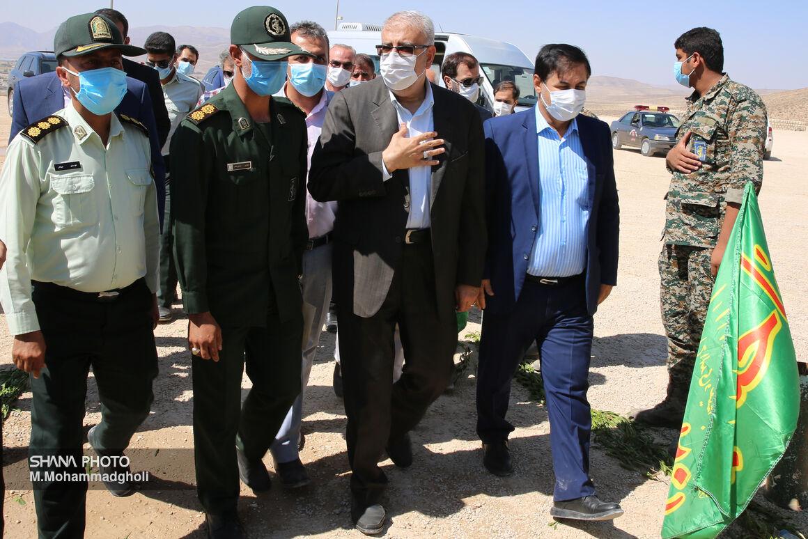 سفر وزیر نفت به استان فارس